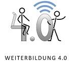 Logo des Prjekts Weiterbildung für Industrie 4.0